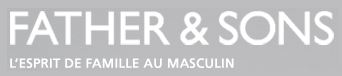 logo father and sons fathers and son father & sons vêtement chic homme