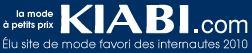 logo kiabi mode à petits prix pour toute la famille
