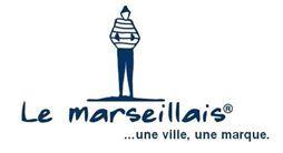 Logo le marseillais boutique en ligne marque marseillaise