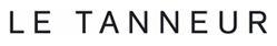 Logo le tanneur maroquinerie bagage accessoires mode homme